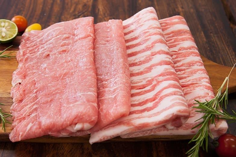 豚肉の冷凍・解凍方法