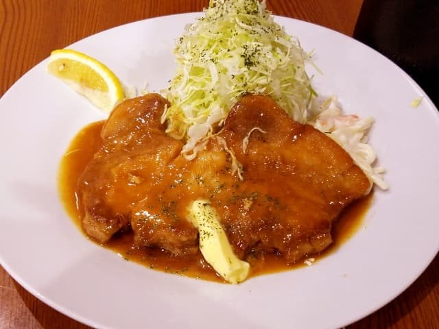 pork ginger